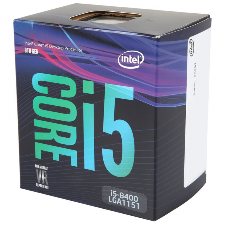 PROCESADOR INTEL CORE i5-8400 2.8 Ghz LGA 1151