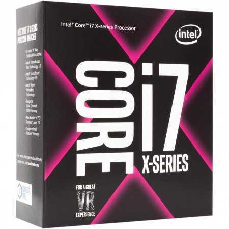 Intel Core i7-7740X Quad-Core 4.3 GHz LGA 2066