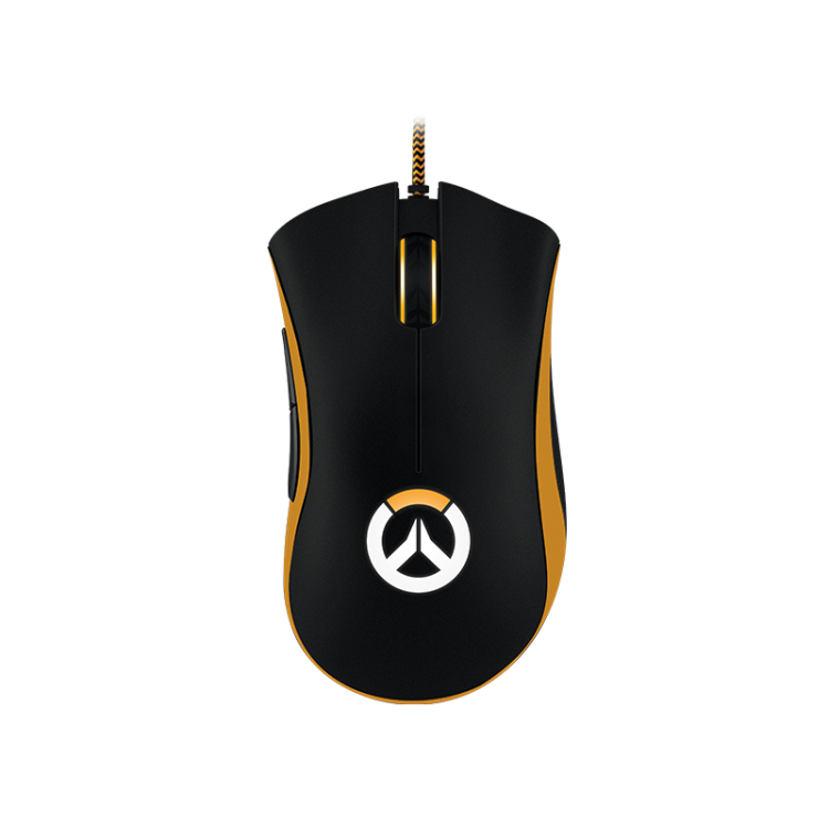 MOUSE RAZER - OVERWATCH DEATHADDER CHEROMA RZ01-01210300   Mouse