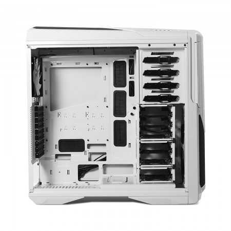 CASE NZXT PHANTOM 630 WINDOW WHITE - CA-P630W-W1