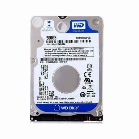 HD LAPTOP SATA 500 GB WD