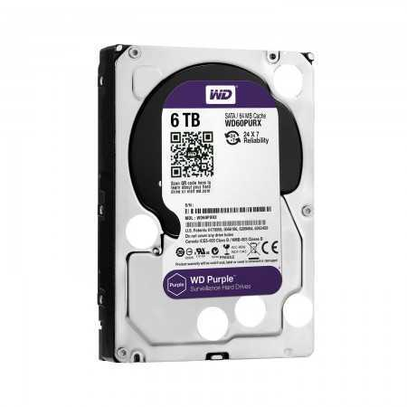 HD INTERNO SATA 6 TB WD PURPLE
