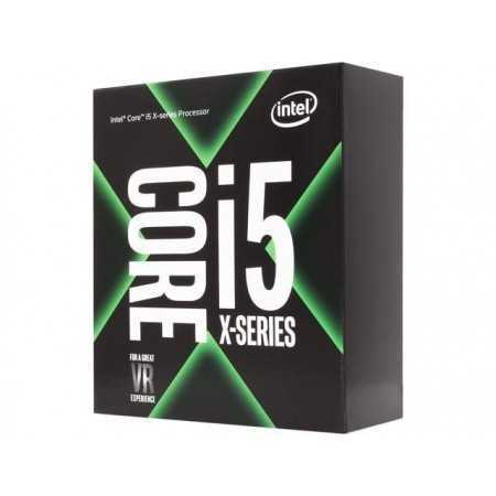 Intel Core i5-7640X Kaby Lake-X Quad-Core 4.0 GHz LGA 2066 112W BX80677I57640X