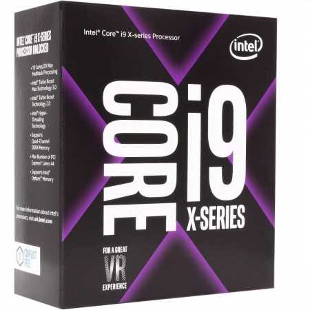 Intel Core i9-7900X 10-Core 3.3 GHz LGA 2066 140W