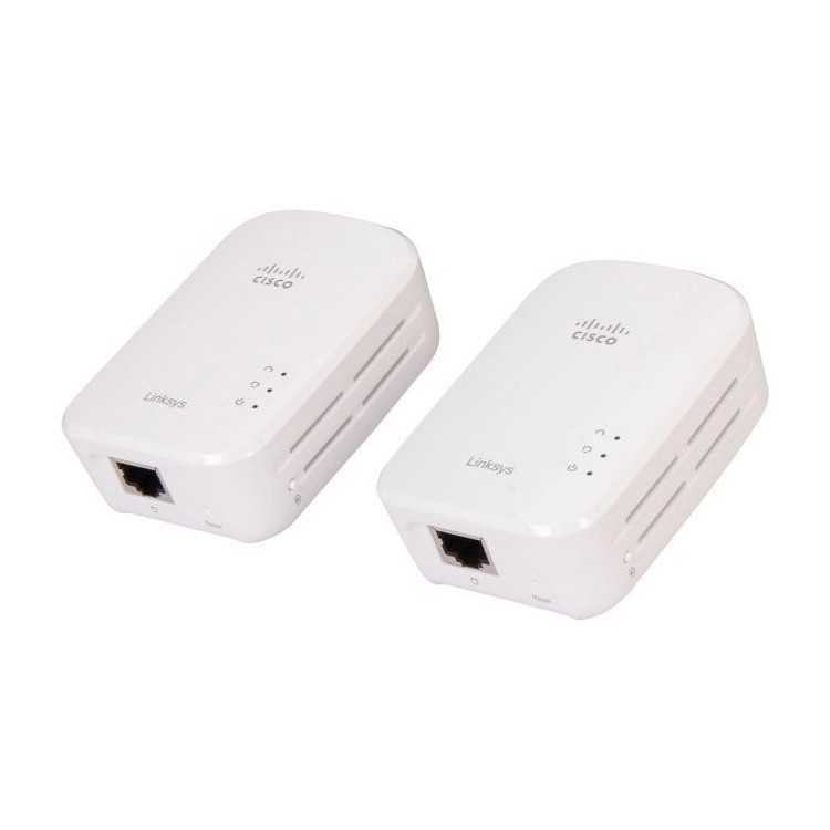 ADAPTADOR DE EXPANSION DE SEÑAL PLEK500 LINKSYS   Home
