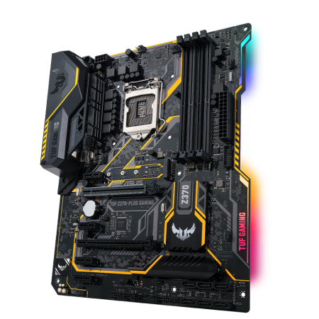 ASUS TUF Z370-PLUS GAMING 1151