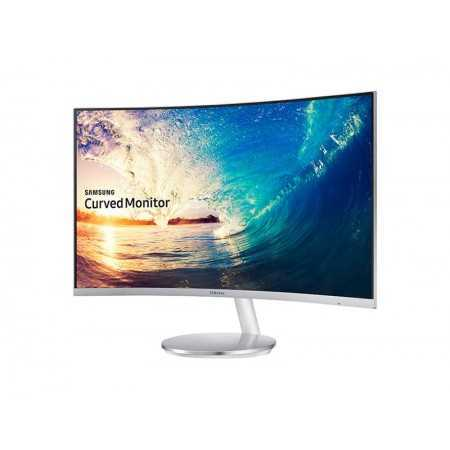 "MONITOR LED 27"" SAMSUNG CURVED C27F390FHLXZP HDMI"