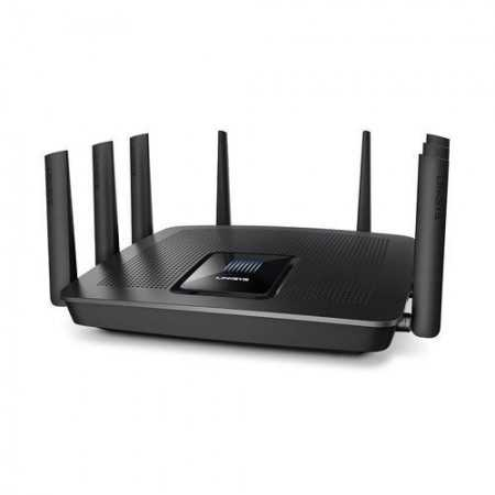 Linksys AC5000 Tri-Band Gigabit Wi-Fi Wireless AC Router - Black
