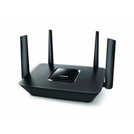 Linksys Max-Stream AC2200 Tri-Band Wi-Fi Gigabit Router - Gray