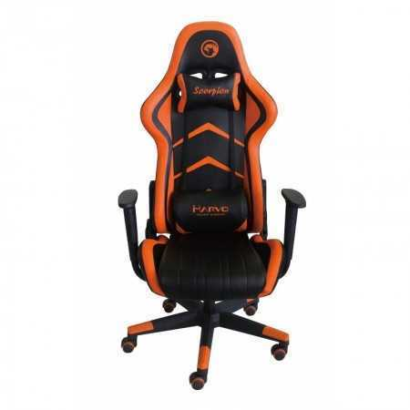 SILLA MARVO GAMER CH-106OG ORANGE