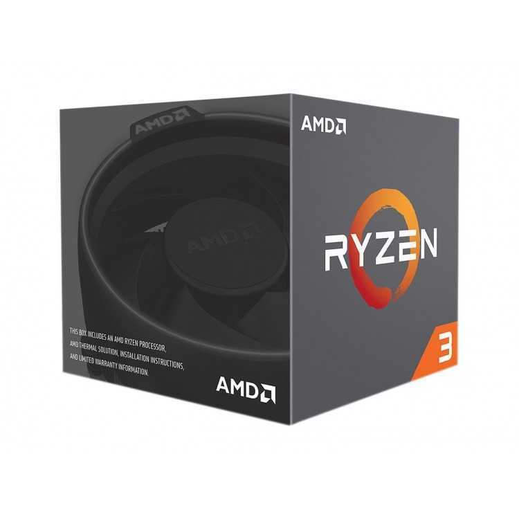 PROCESADOR AMD RYZEN 3 1300 X 3.5 Ghz AM4   Home