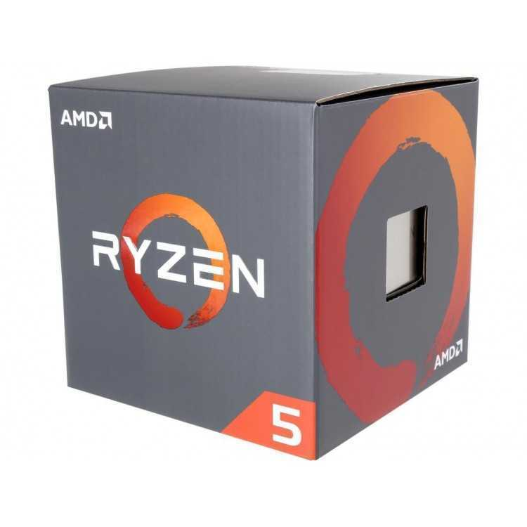 PROCESADOR AMD RYZEN 5 1600 3.2 Ghz AM4   Home