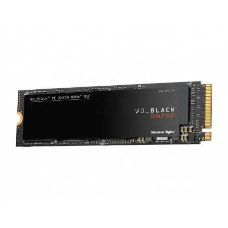 Western Digital WD BLACK SN750 NVMe M.2 2280 1TB PCI-Express 3.0