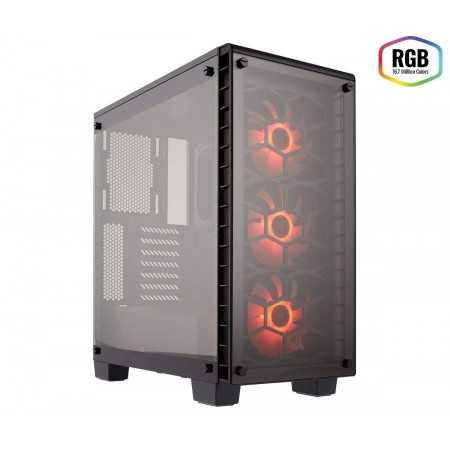 CASE CORSAIR CRYSTAL 460X GLASS