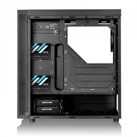CASE GAMER THERMALTAKE GAMER VIEW 22 TG BLACK