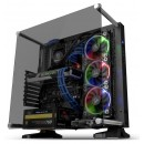 CASE THERMALTAKE CORE PR TG BLACK TEMPERED GLADD