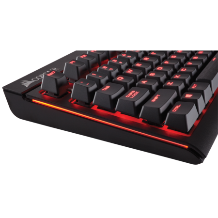 TECLADO GAMER CORSAIR STRAFE CHERRY