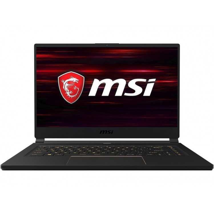 "MSI GS65 Stealth-422 15.6"" 240 Hz IPS Intel Core i7 9th Gen 9750H (2.60 GHz) NVIDIA GeForce RTX 2070 32 GB"