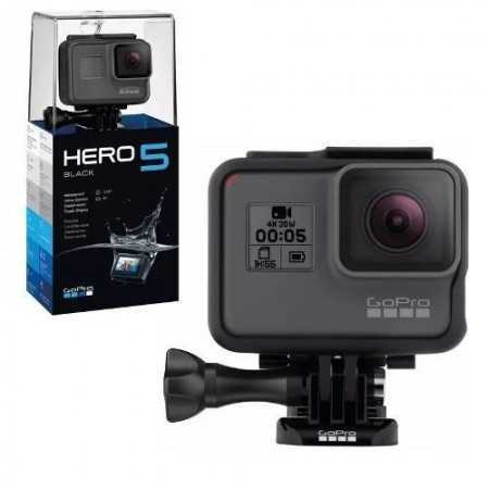 GoPro Hero5 Negro Black Edition chdhx-502