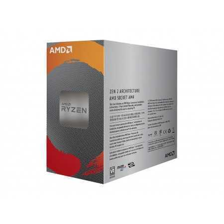 AMD RYZEN 5 3600 6-Core 3.6 GHz (4.2 GHz Max Boost) Socket AM4 65W 100-100000031BOX