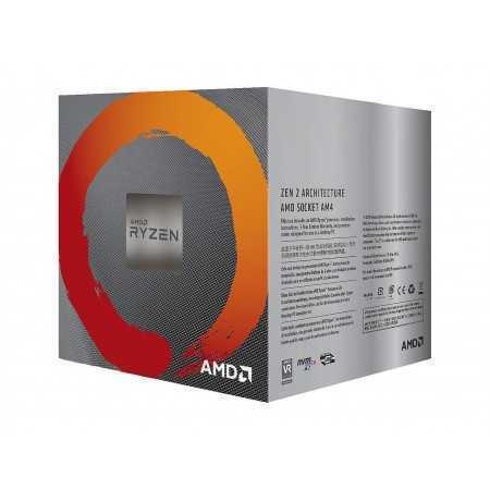 AMD RYZEN 5 3600X 6-Core 3.8 GHz (4.4 GHz Max Boost) Socket AM4 95W 100-100000022BOX Desktop Processor