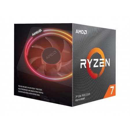AMD RYZEN 7 3800X 8-Core 3.9 GHz (4.5 GHz Max Boost) Socket AM4 105W 100-100000025BOX