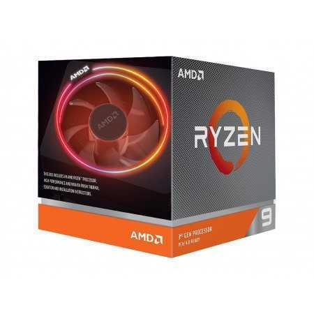 AMD RYZEN 9 3900X 12-Core 3.8 GHz (4.6 GHz Max Boost) Socket AM4 105W 100-100000023BOX
