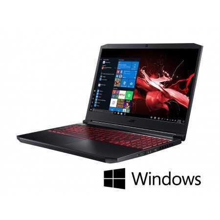 "Acer Nitro 7 AN715-51-752B 15.6"" IPS Intel Core i7 9th Gen 9750H (2.60 GHz) NVIDIA GeForce GTX 1650 16 GB Memory 512 GB SSD"