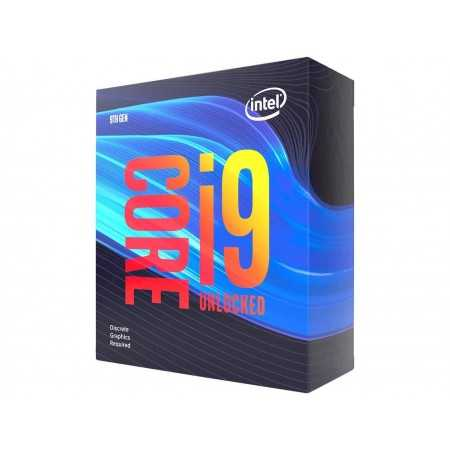 Intel Core i9-9900KF Coffee Lake 8-Core, 16-Thread, 3.6 GHz (5.0 GHz Turbo) LGA 1151 (300 Series) 95W