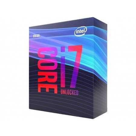 Intel Core i7-9700K Coffee Lake 8-Core 3.6 GHz (4.9 GHz Turbo) LGA 1151 (300 Series) 95W