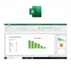 Microsoft Office 365 Home | 12-month subscription, up to 6 people, PC/Mac Key Card   Home