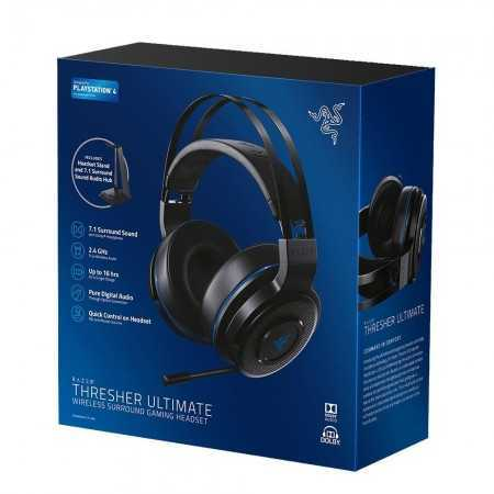 Razer Thresher Ultimate Dolby 7.1 Surround Sound Gaming Headset For PS4 & PC
