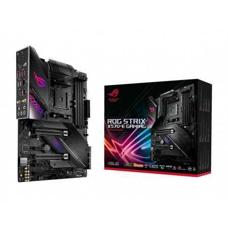 ASUS AMD AM4 ROG Strix X570-E Gaming ATX Motherboard