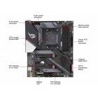 ASUS AMD AM4 ROG Strix X570-E Gaming ATX Motherboard   Home