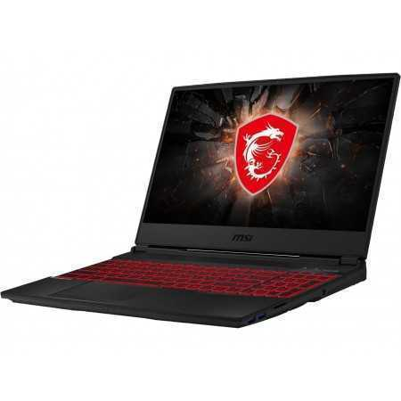 "MSI GL Series GL65 9SC-004 15.6"" Intel Core i5 9th Gen 9300H (2.40 GHz) NVIDIA GeForce GTX 1650 8 GB Memory 512 GB NVMe"
