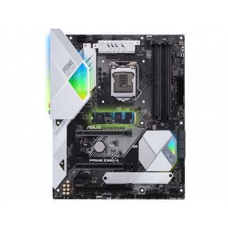 ASUS Prime Z390-A/H10 Motherboard Bundled Intel Optane Memory H10 with Solid State Storage (32GB + 512GB) LGA1151