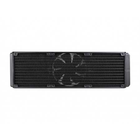 EVGA CLC 360 400-HY-CL36-V1 All-In-One RGB LED CPU Liquid Cooler, 3x FX12 120mm