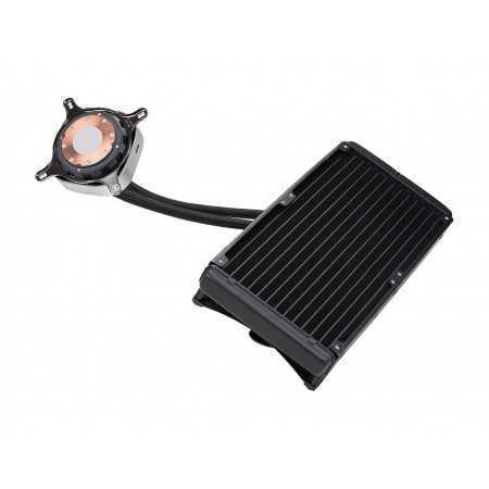 EVGA CLC 280mm All-In-One RGB LED CPU Liquid Cooler, 2x FX13 140mm