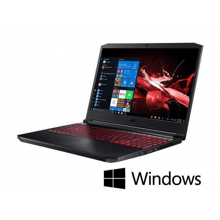 """Acer - Gaming Laptop - 15.6"""" FHD IPS, Intel Core i7-9750H (2.60"""