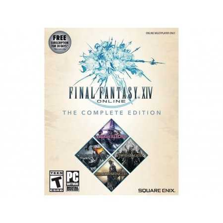 Final Fantasy XIV Complete Edition (2019 w/Shadowbringers) - [PC Download]