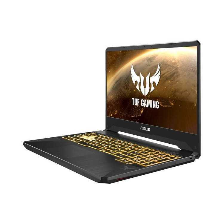 "Asus TUF Gaming Laptop, 15.6\"" Full HD IPS-Type, Intel Core i7-9750H, GeForce GTX 1650, 8 GB DDR4, 512 GB PCIe SSD   Home"