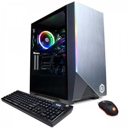 PC Gamer Supreme Gaming Computer, Intel Core i7-9700K 3.6GHz