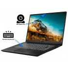 "MSI Modern 15 Notebook, 15.6"" IPS FHD Display, Intel Core"