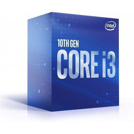 Intel Core i3-10100 Comet Lake Quad-Core 3.6 GHz LGA 1200