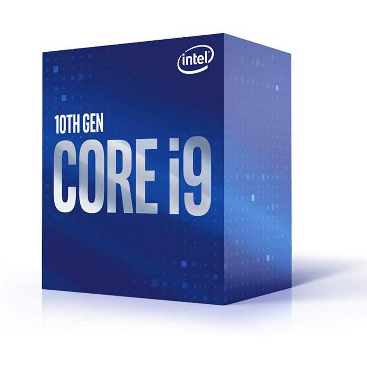 Intel Core i9-10900 Comet Lake 10-Core 2.8 GHz LGA 1200   Home