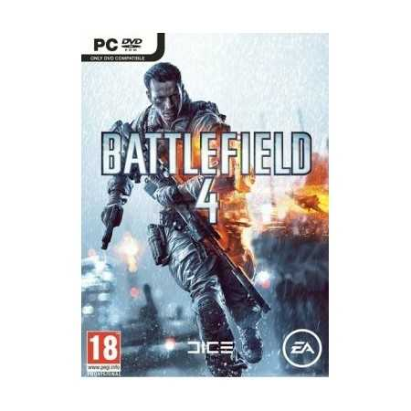 Battlefield 4 PC Origin [Digital Code]