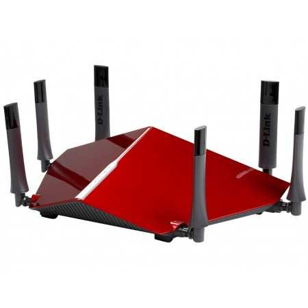 D-Link DIR-890L/R Wireless AC3200 Ultra Tri-Band Gigabit Router, AC
