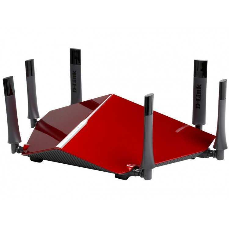 D-Link DIR-890L/R Wireless AC3200 Ultra Tri-Band Gigabit