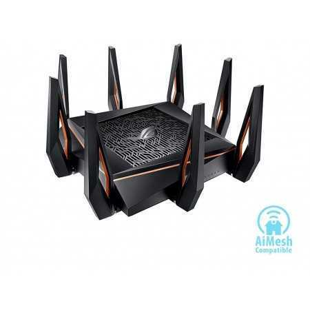ASUS ROG Rapture GT-AX11000 AX11000 Tri-band 10 Gigabit WiFi Router