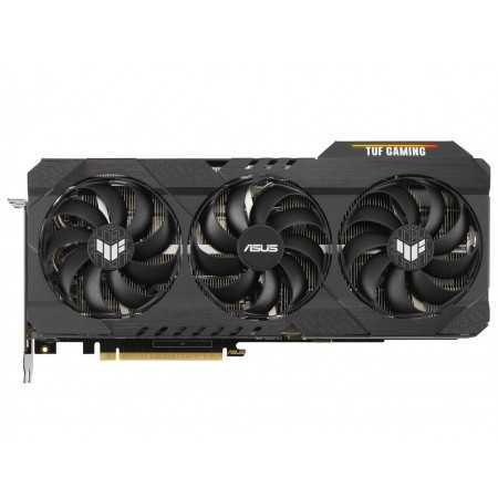 ASUS TUF Gaming GeForce RTX 3080 DirectX 12 TUF-RTX3080-10G-GAMING 10GB 320-Bit GDDR6X PCI Express 4.0 HDCP Ready Video Card